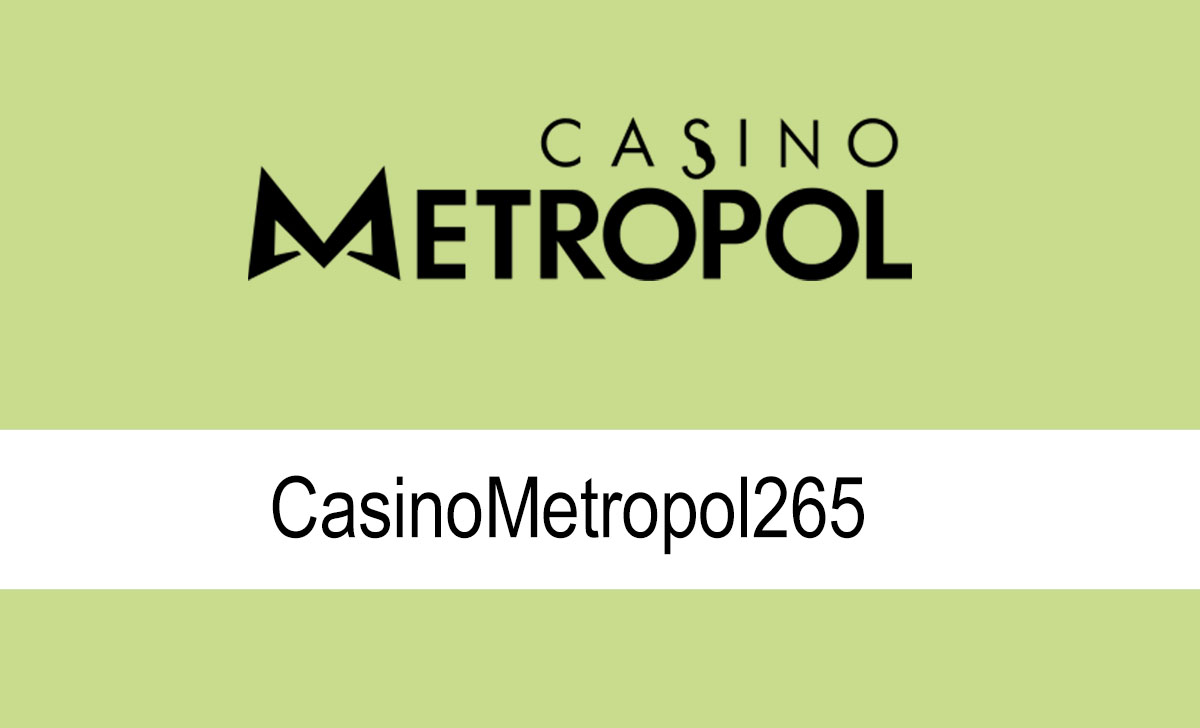 casinometropol265