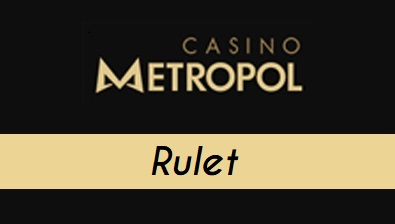 Casinometropol Rulet