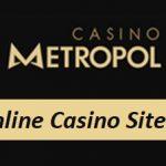 Casinometropol Online Casino Sitesi