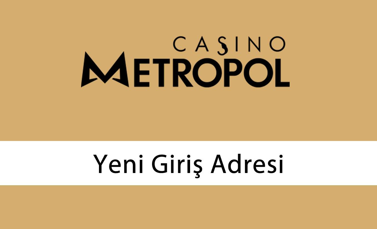 Casinometropol288 Yeni Giriş - Casinometropol 288